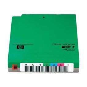 Hpe Ultrium Worm Custom Labeled Data Cartridge Lto Ultrium Worm 1.6tb 20st