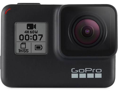 Gopro Hero7 Black Svart