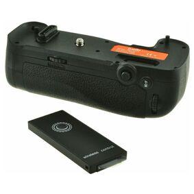 Jupio Batterigrep Nikon D500 (mb-d17) + 2.4ghz Fjernutløser
