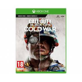 Activision Call Of Duty: Black Ops Cold War Microsoft Xbox One