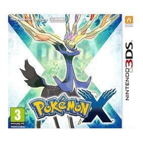 Nintendo Pokemon: X 3ds