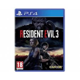 Capcom Resident Evil 3 Sony Playstation 4