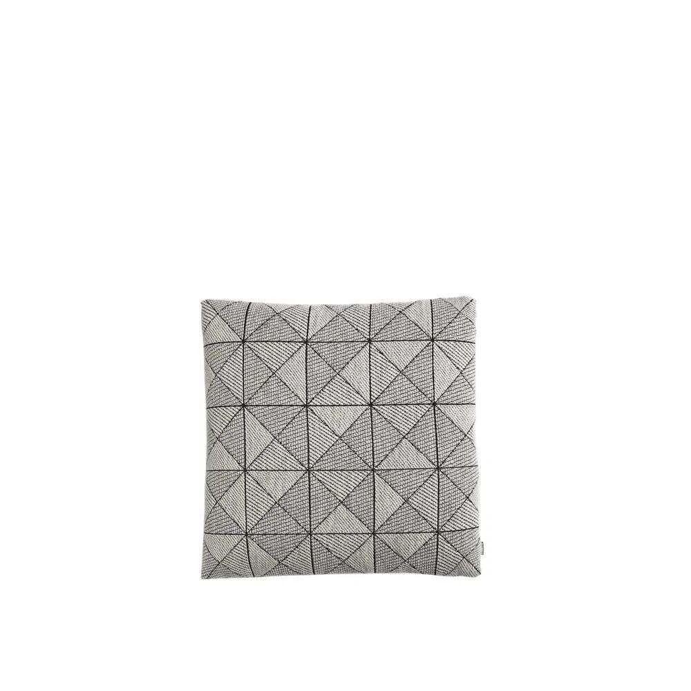 Muuto Tile Cushion Black/White - Muuto
