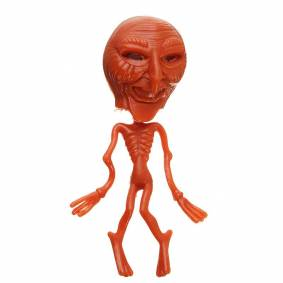 Newchic Alien Skeleton Squishy Squeeze Rubber Water Ball Stress Reliever Decompress Toy Gift
