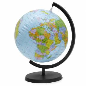 Newchic Inflatable Tellurion Blow Up World Globe 30CM Earth Atlas Ball Map Geography Toy