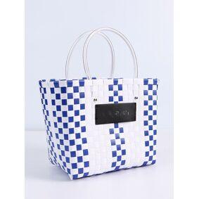Newchic Basket Woven Bag New Handbag Holiday Fresh Hand Bag Beach Woven Bag