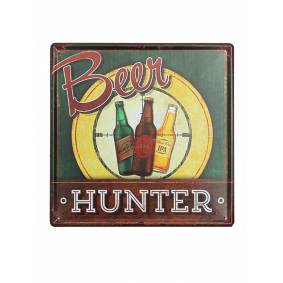 Newchic Beer Tin Sign Vintage Metal Plaque Poster Bar Pub Home Wall Coffee House Decor Sign Sticker