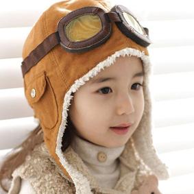 Newchic 2-6 Years Cute Vintage Kids Hat