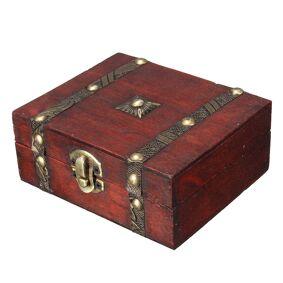 Newchic Vintage Jewelry Box Retero Necklace Bracelet Gift Box Case Holder