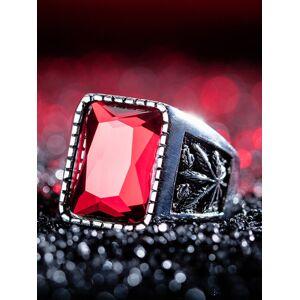 Newchic Titanium Steel Men's Ring