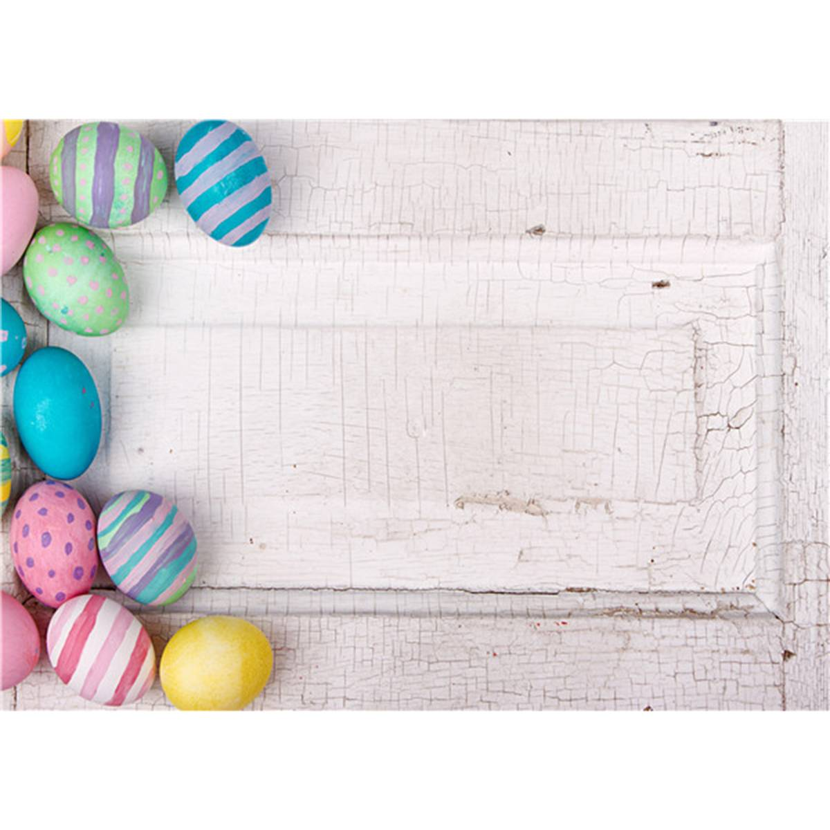 Newchic 5x7ft Easter Eggs Photography Photo Background Photoprops Home Decor