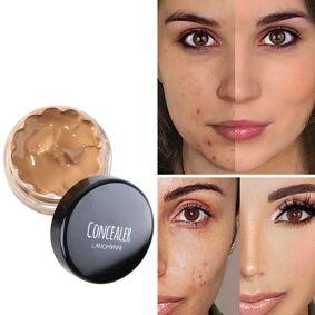 Newchic Concealer Cream Repairing Moisturizing Brightening Complexion Long Lasting Makeup Foundation