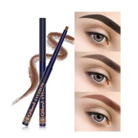 Newchic Elliptical Eyebrow Pencil Automatic Rotation Long-lasting Waterproof Sweatproof Eyebrow Powder