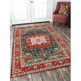 Newchic Vintage Moroccan Rug Living Room Bedroom Persian Style Decoration Large Area Carpet Coffee Table Non-slip Floor Mat