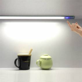 Newchic 6W LED USB Touch Sensor Dimmable LED Bar Lamp For Bedroom Cabinet DC 5V