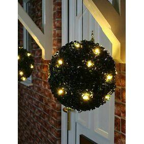 Newchic Ball LED Solar Light Outdoor Wedding Garden Lamp