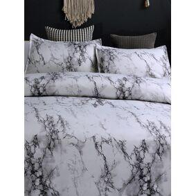 Newchic Home Textiles Three Pieces Set Bed Suite Pillow Quilt Set No Sheet