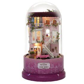 Topacc Encounters Corner DIY Doll House
