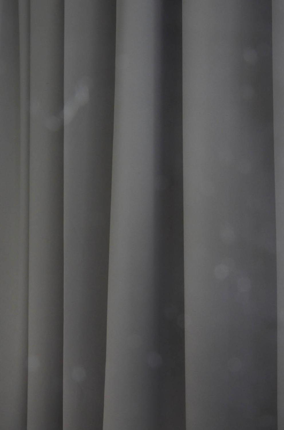 Mimou Mørkleggende Hotellgardin 290x250 cm, Grå