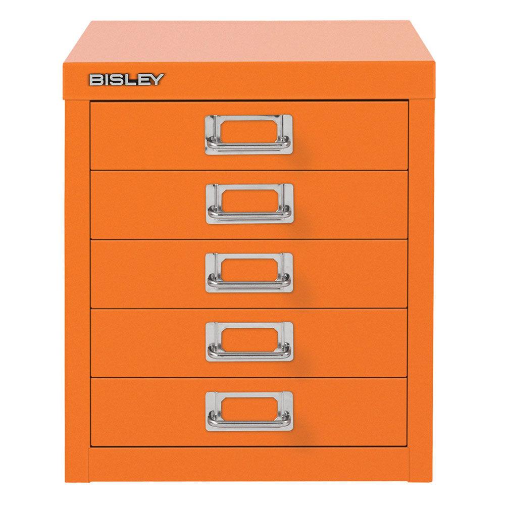 Bisley Skuffeseksjon 5L, Orange
