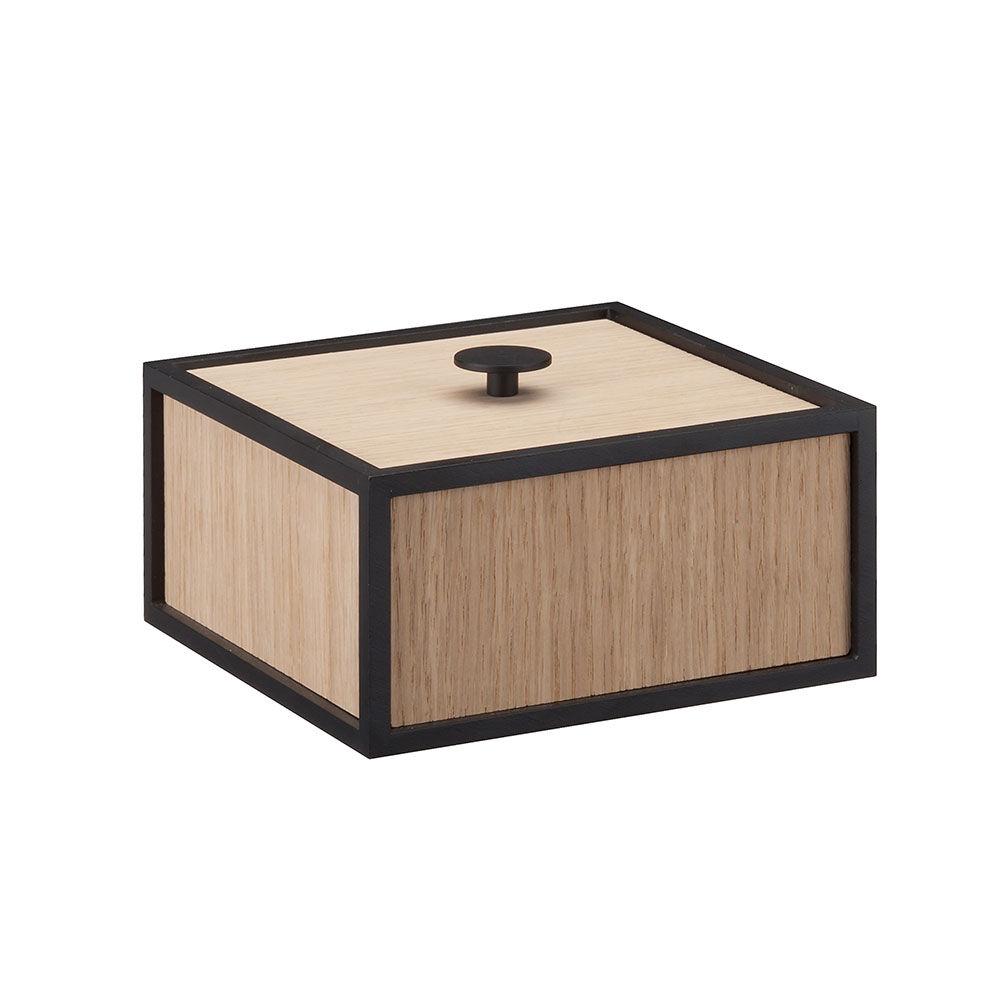 by Lassen Frame 14 Box Med Lokk, Eik
