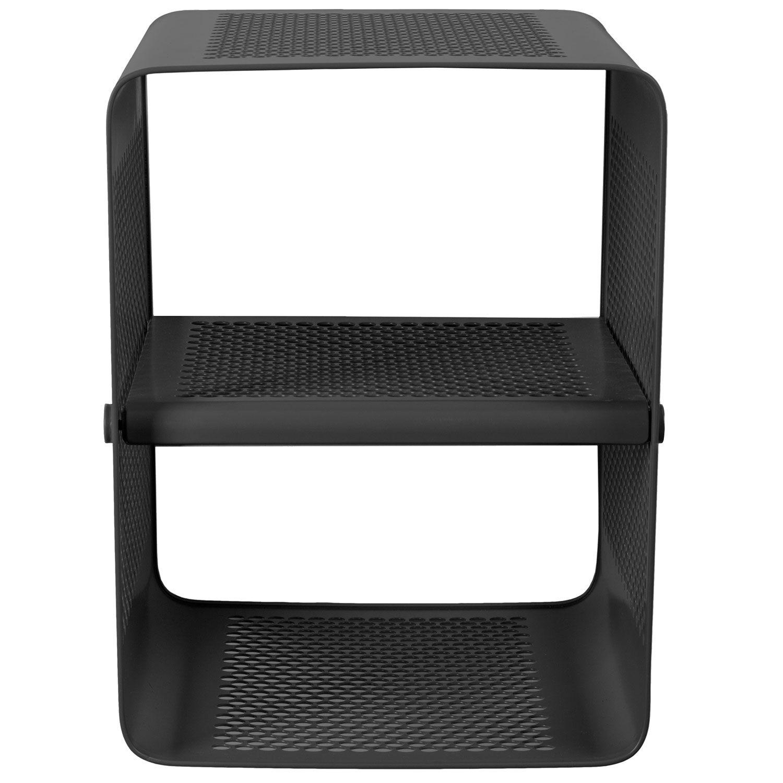 Tica Copenhagen Shoe Rack 35x27x35 cm, Black
