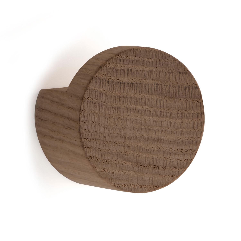 by Wirth Wood Knot Medium, Røkt Eik