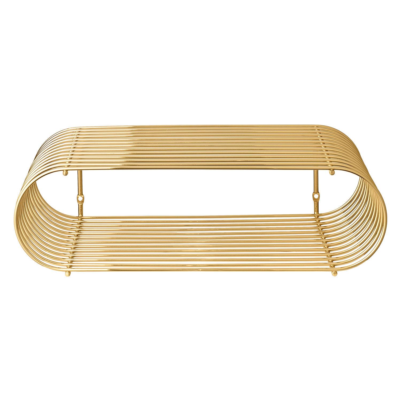 AYTM Curva Shelf, Gold