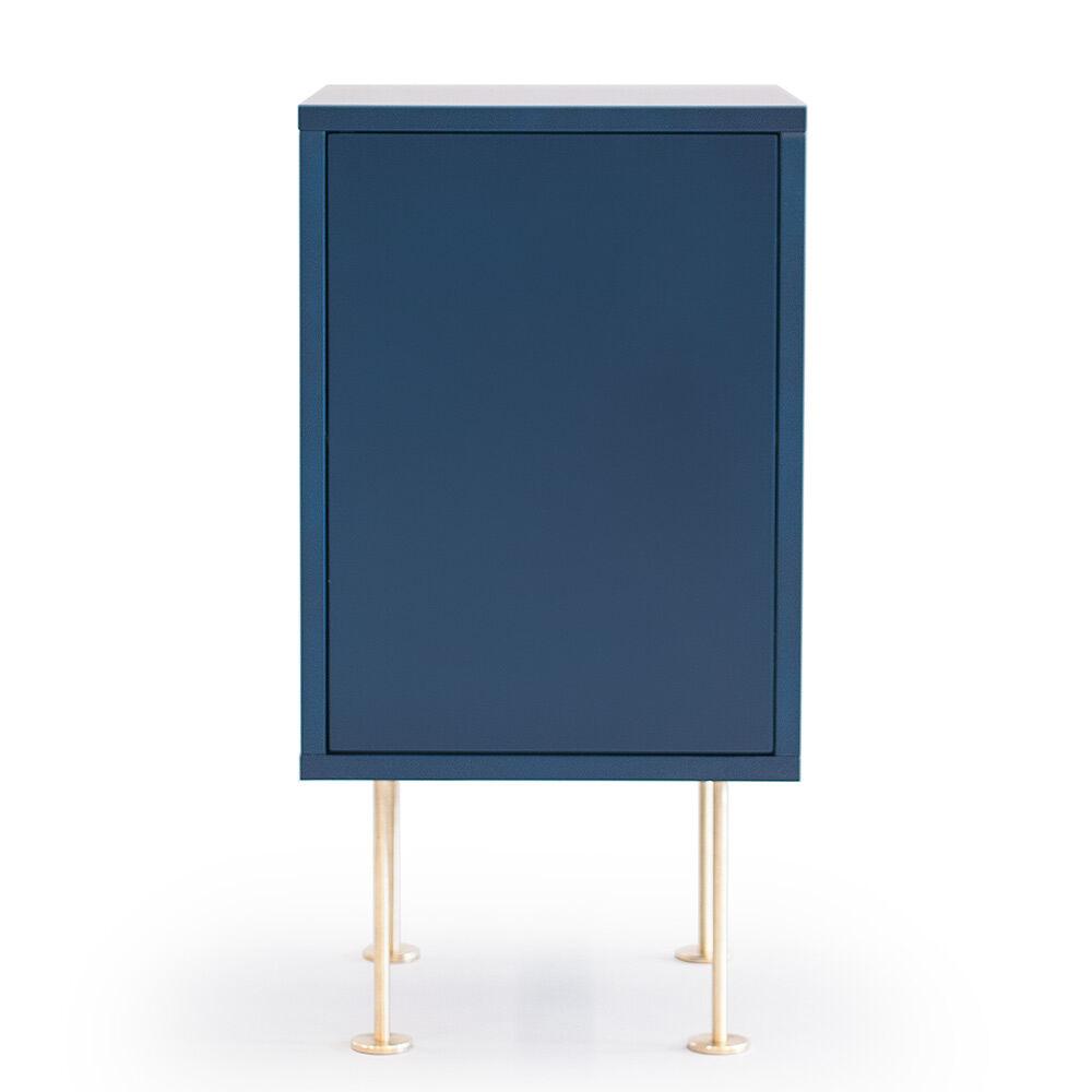 Decotique Vogue Nattbord, Blå
