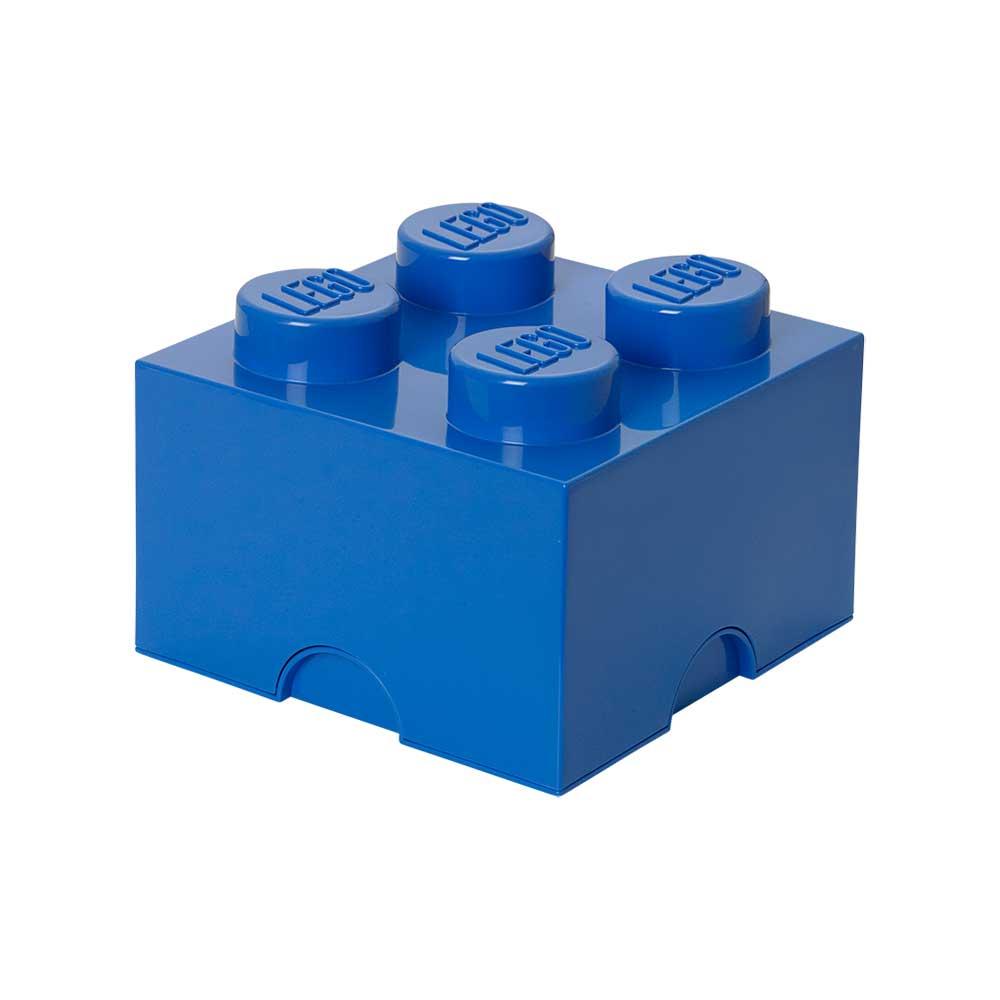 Room Copenhagen Lego Oppbevaringsboks 4, Blå