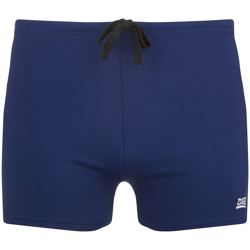 Zoggs Men's Cottesloe Hip Racer Swim Shorts - Navy - XS - Navy