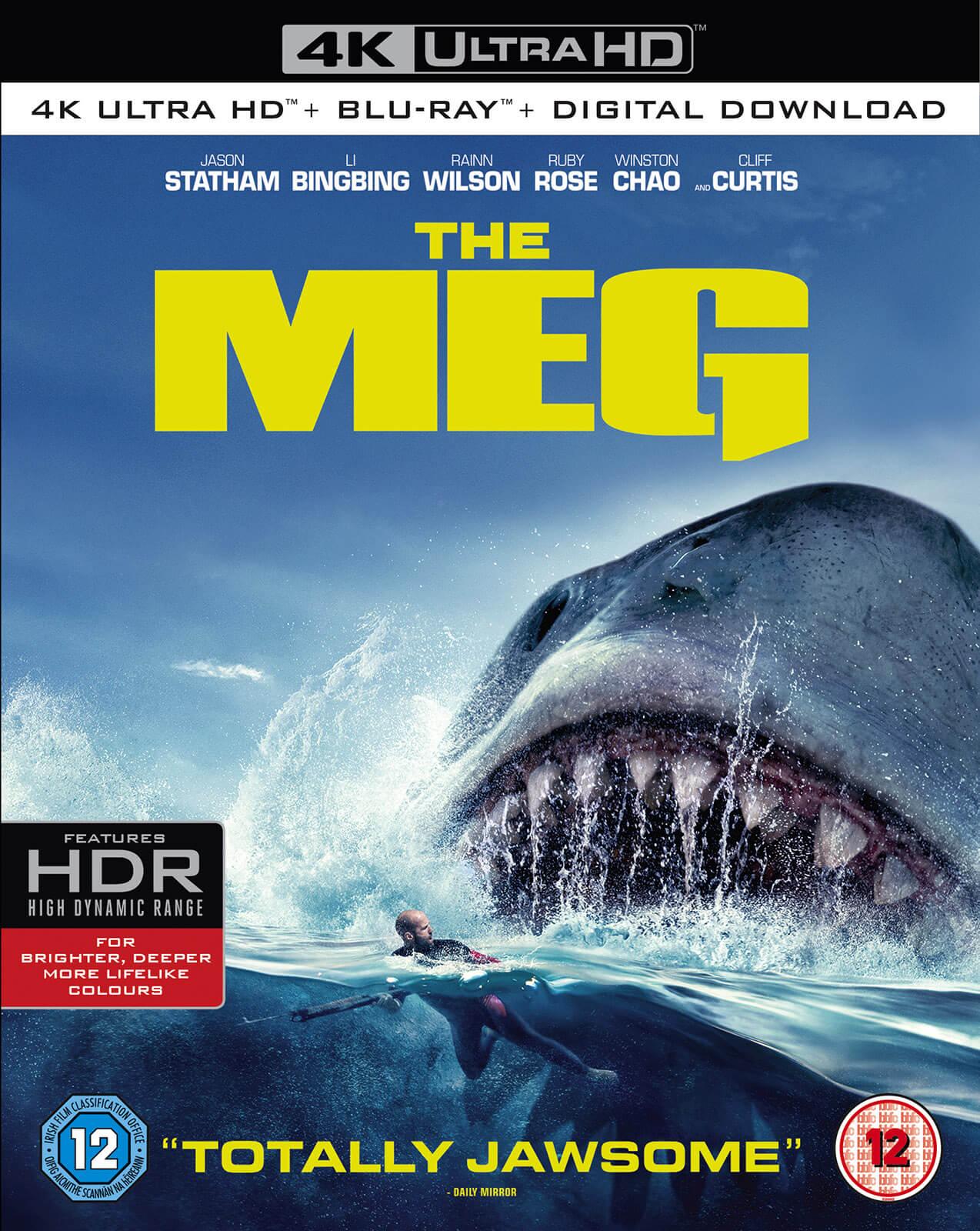 Warner Home Video The Meg - 4K Ultra HD