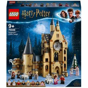 LEGO Harry Potter: Hogwarts Clock Tower Toy (75948)