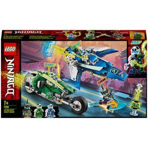 LEGO NINJAGO: Jay and Lloyd's Velocity Racers Set (71709)