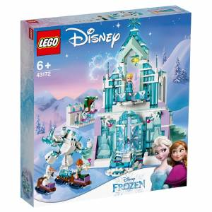 LEGO Disney Frozen Elsa's Magical Ice Palace Set (43172)