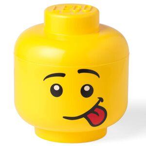 Room Copenhagen LEGO Storage Head Silly Small