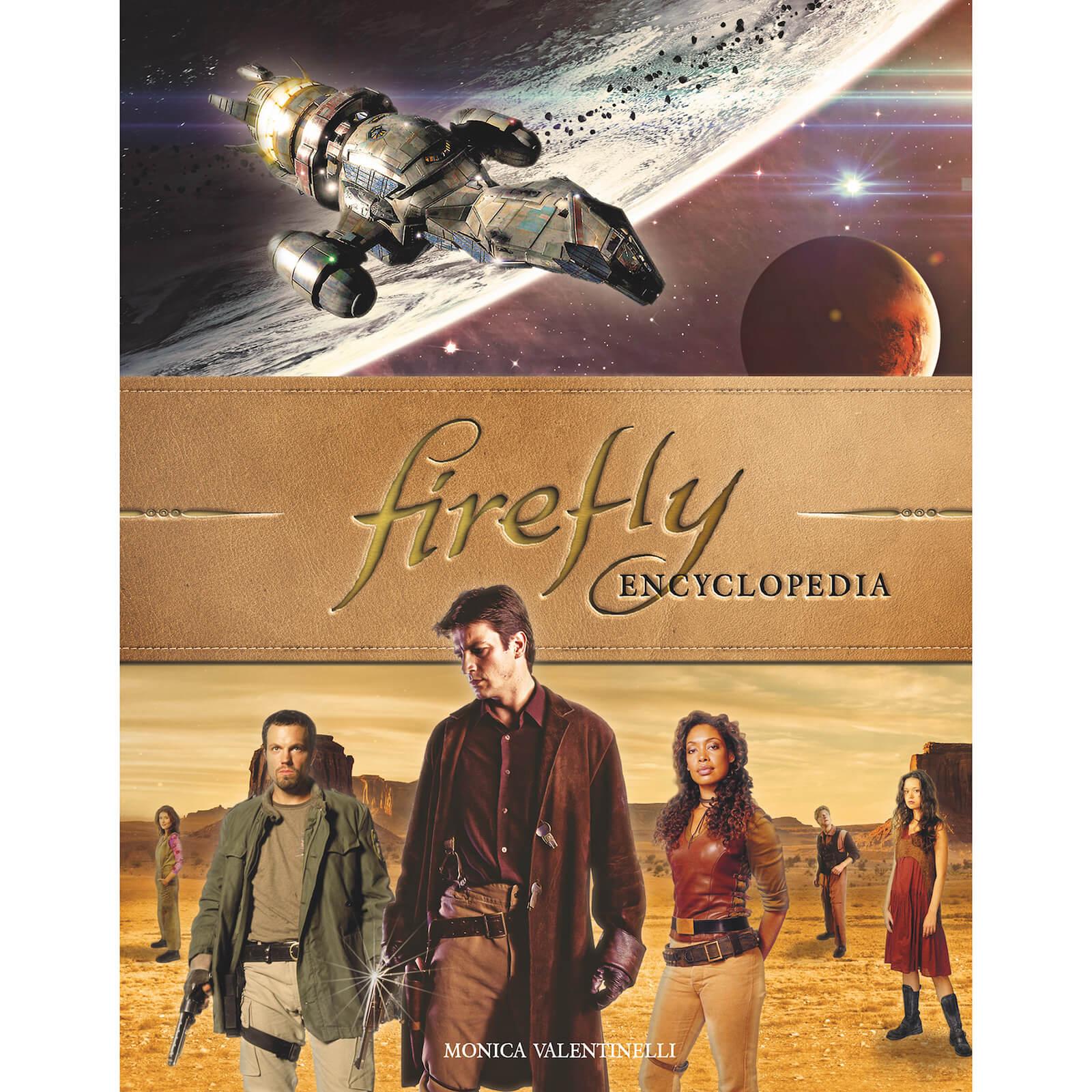 Titan Merchandise Firefly Encyclopedia (Hardback)