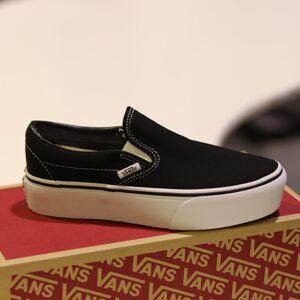 Vans - Classic Slip-On P Black 34,5