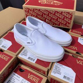 Merker VANS Vans - Classic Slip-On True White 36,5