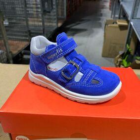 Superfit - MEL Baby Sandal grå/blå 20
