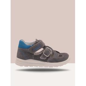 Merker SUPERFIT Superfit - MEL Baby Sandal grå/blå 20