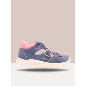 Merker SUPERFIT Superfit - MEL Baby sandal rosa/lysblå 22