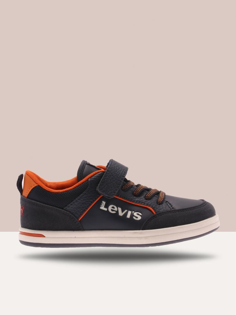 LEVI'S Merker Levis Kids - Chicago Velcro Blå / Orange 30