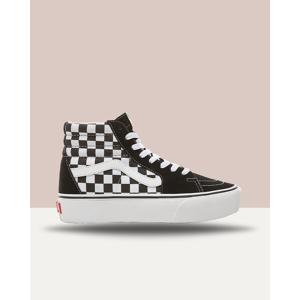 Vans - Sk8-Hi Platform 2 Checkers Black/White 40