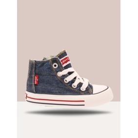 LEVI'S Merker Levis - Sneakers Trucker Mini twill 22