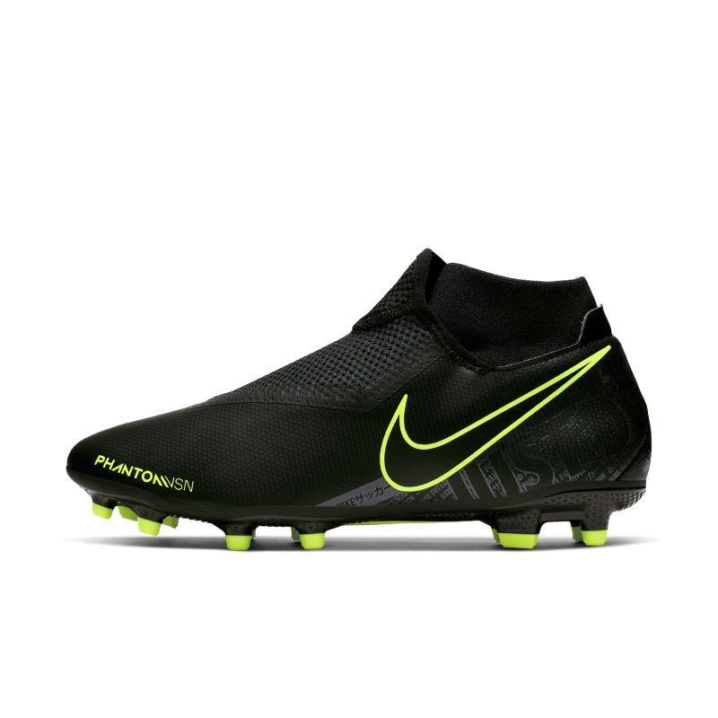Nike Phantom Vision Academy Dynamic Fit MG fotballsko til flere typer underlag - Black