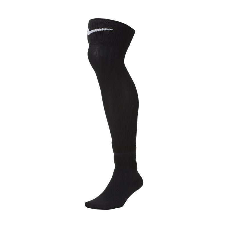 Nike Power-fotballknestrømper til dame - Black