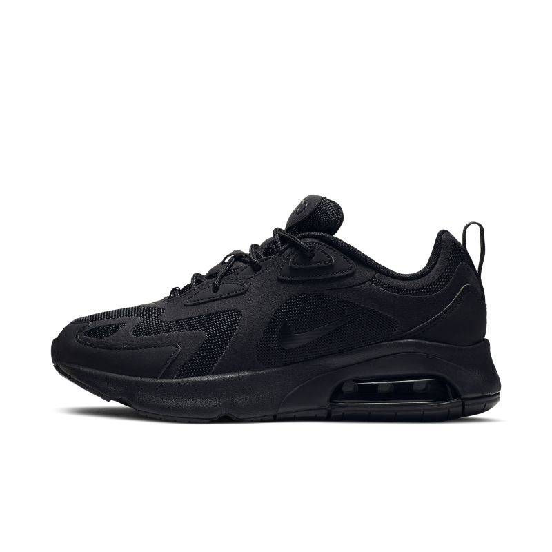 Nike Air Max 200 sko til dame - Black