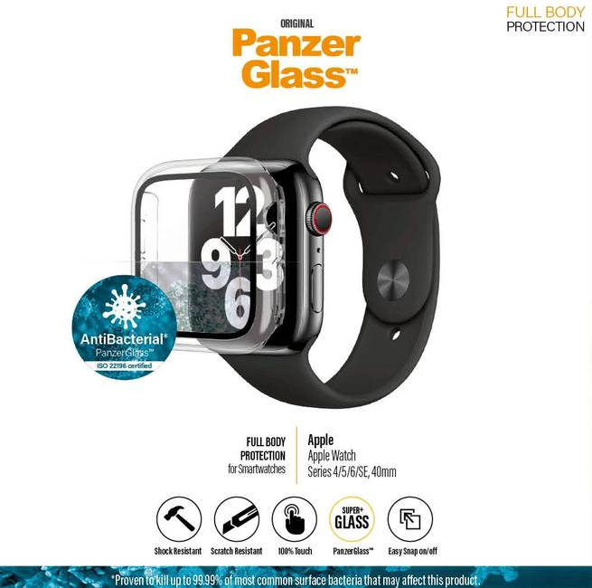 Panzerglass Apple Watch 40mm