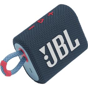 JBL Go3, Blå/rosa